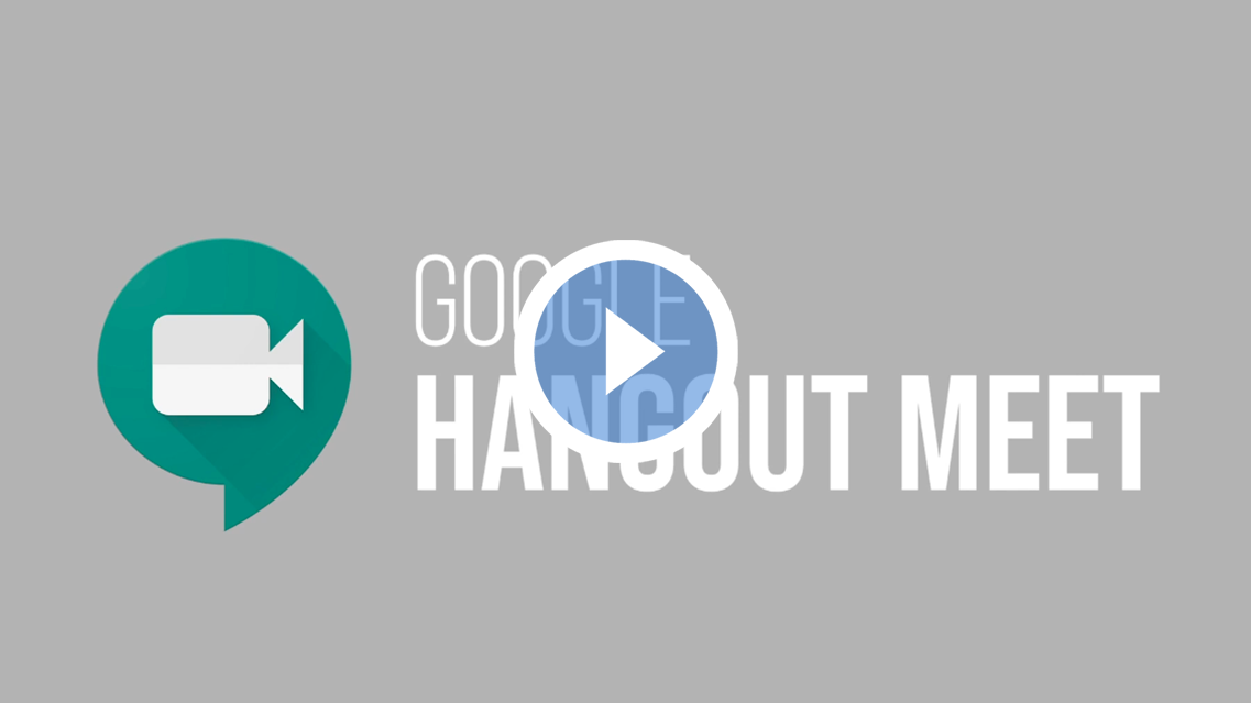 Hangout Meet
